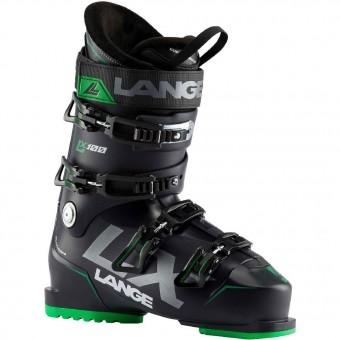 Lange LX 100 Black - Deep Green
